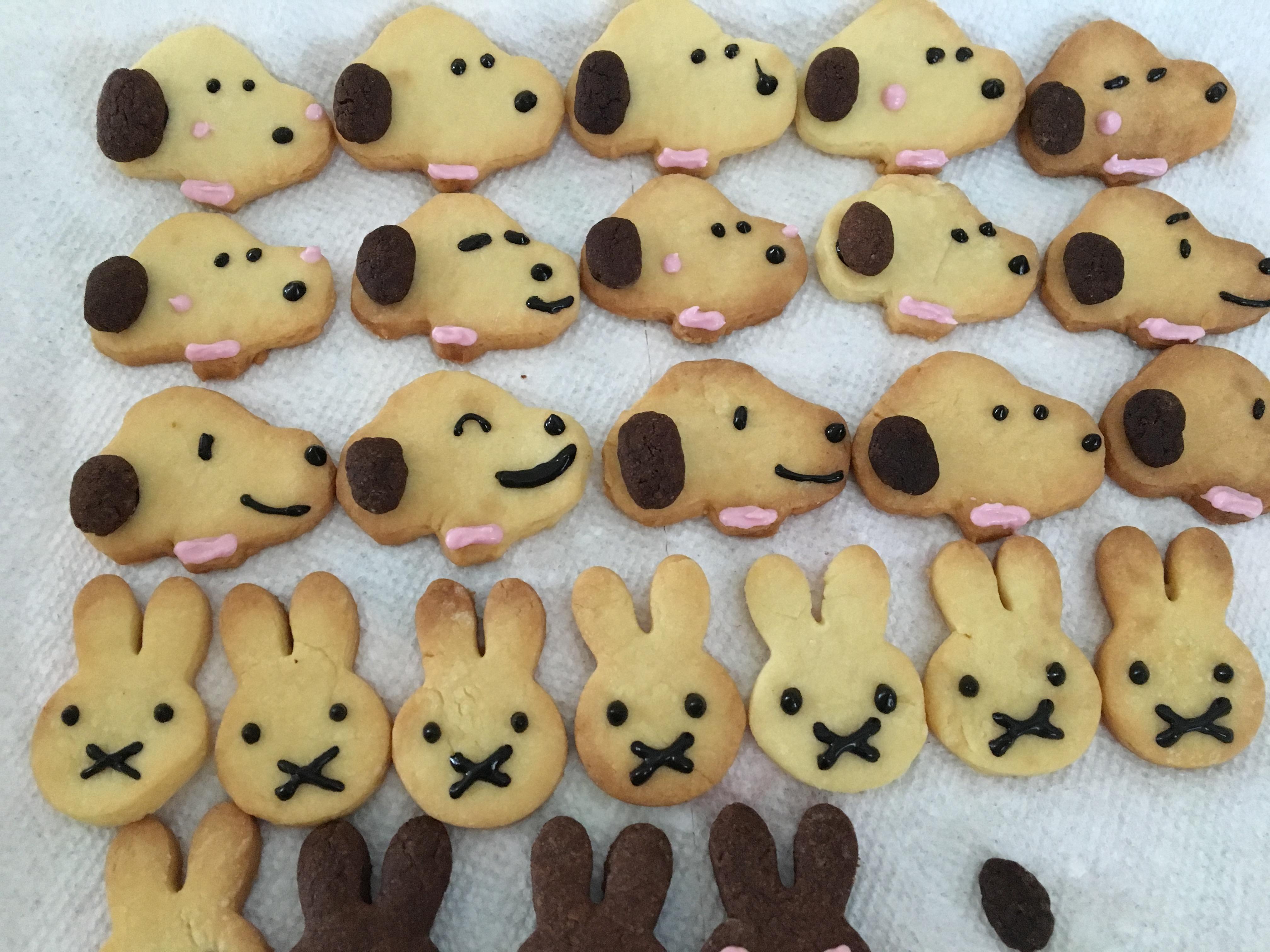 クッキー スヌーピー